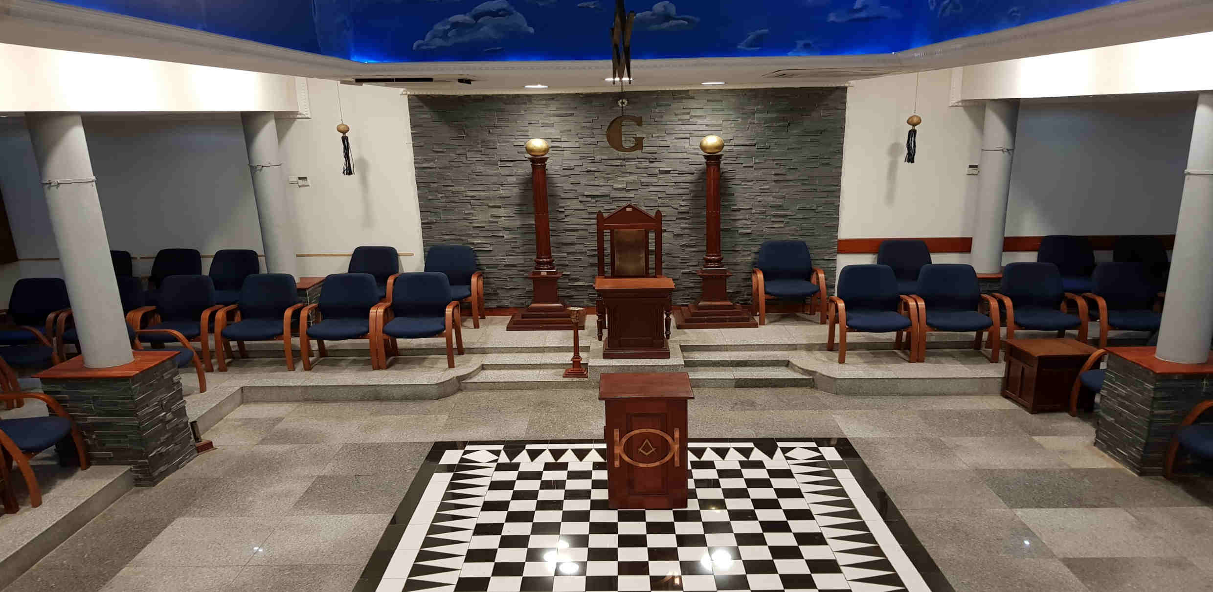 Freemasonry in Zambia English Constitution - The official
